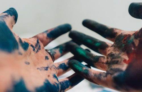 water based ink